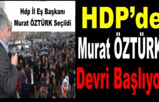 HDP Ağrı İl Başkanlığı 3. Olağan Kongreside...