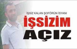 ŞOFÖRÜN SESSİZ ÇIĞLIĞI 'AÇIM'