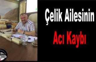 Mehmet Ali Çelik'in Acı Kaybı