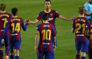 Barselona Celta Vigo'yu 10 Kişi ile Yendi