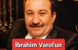 İbrahim Varol'un Acı Günü