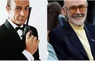 James Bond, Sean Connery hayatını kaybetti.