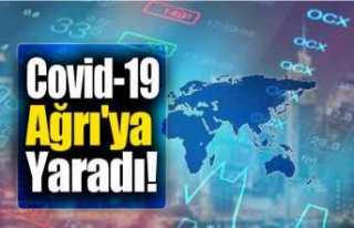 Covid-19  Ağrıya Yaradı