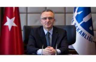 Merkez Bankası Başkanı Naci Ağbal Oldu