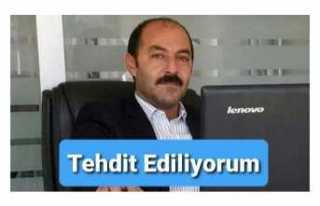 AKP Ağrı İl Encümeni ''Tehdit Ediliyorum''