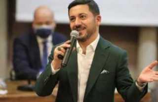 Ak Partili Nevşehir Belediye Başkanı İstifa Etti