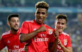 Galatasay'ın Yeni Transferi Gedson Fernandes...