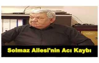 Mustafa Solmaz'ın Acı Kaybı
