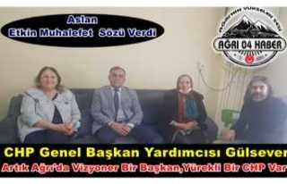 Ağrı CHP Toplumsal Uzlaşı İçin Buradayız