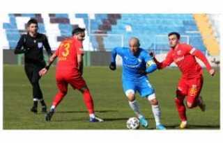 Erzurum Spor Kayseri Spor Maç Sonucu