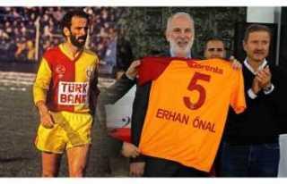 Galatasaraylı Erhan Önal Hayatını Kaybetti