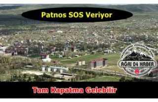 Patnos'ta Tam Kapatma Gelebilir