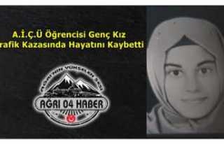 A.İ.Ç.Ü Öğrencisi Genç Kız Hayatını Kaybetti