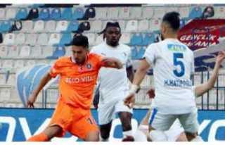 Erzurum Spor Başakşehir Maç Sonucu