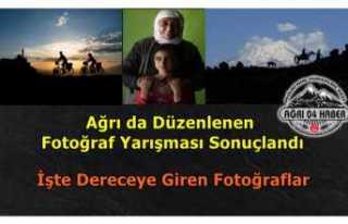 2. Ulusal Foto Safari Düzenlenen Ödül Töreniyle...