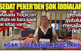 Sedat Peker'den Mehmet Ağar ve Pelikancılara...