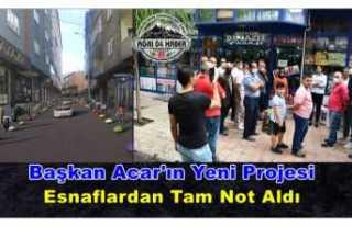 Başkan Acar'ın Yeni Projesi Doğubayazıt'ta...