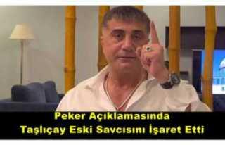Sedat Peker'in Açıklamasında Ağrı Detayı