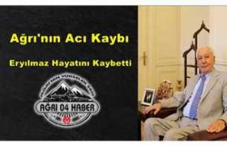 Ağrı Siyasetinde Yaprak Dökümü ''Yaşar...