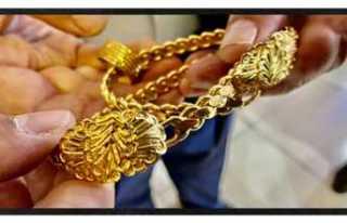 Ağrı da Bir Vatandaş Bulduğu 70 bin Liralık Altını...