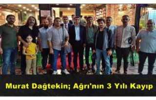 Ağrı DEVA Partisi Yine Belediye Üzerinden Yüklendi