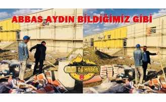 Abbas Aydın ''Kazma, Kürek''