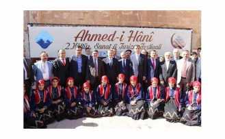 Ahmed-i Hani Festivali Başladı