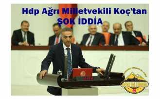 HDPli Koç ''Kardeşler Aynı Yurtta Barındırılmıyor''