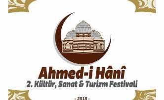 Ahmed-i Hani Festivalini Ağrı Valiliği Üstlendi