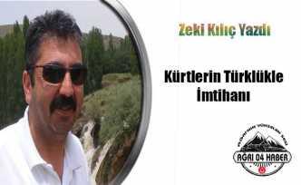 Kürtlerin Türklükle İmtihanı