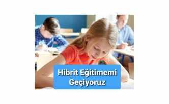 Hibrit Eğitim Nedir