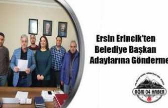 Ağrı DİSK ''Hiç Bir Partinin Arka Bahçesi Değiliz''