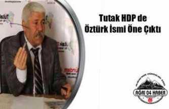 Tutak'ta Kulisler Kamil Öztürk'ü Konuşuyor