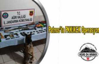 Patnos'ta PKK/KCK Operasyonu