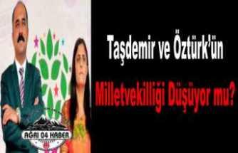 HDP Ağrı Milletvekillerine Fezleke Düzenlendi
