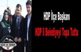 Patnos HDP de Sular Durulmuyor