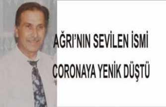 Ağrı'nın Sevilen İsmi Corona'dan Hayatını Kaybetti
