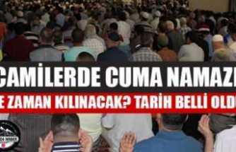 Türkiye'de Cuma Namazı Nezaman Kılınacak