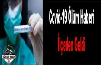 Ağrı da Covid-19 Ölüm Haberi Bu Kez İlçeden Geldi