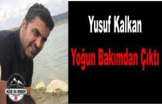 Ağrı Vefa Spor Kulübü Başkanı Yusuf Kalkan'dan Teşekkür Mesajı