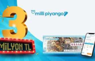 Milli  Piyango Kazanan numaralar
