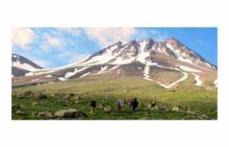Niğde,Hasan Dağı'nda Volkanik Hareketlilik
