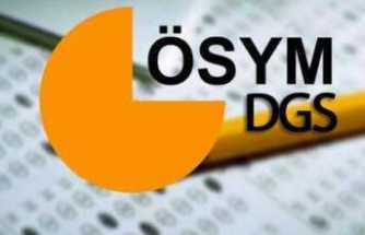 ÖSYM,Dikey Geçiş Sınav  (DGS) Sonuçlarını Açıkladı