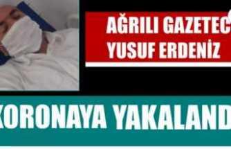 Yusuf Erdeniz Covid-19  Oldu
