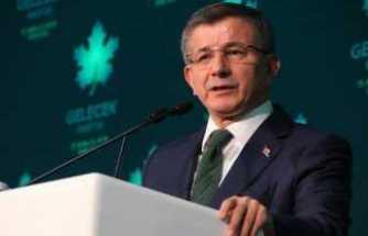 Ahmet Davutoğlu Corona Oldu