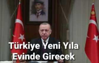 Yeni Yasaklar İlan Edildi ''Türkiye Yen Yıla Evde Girecek ''