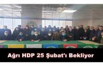 Ağrı HDP Gün Sayıyor