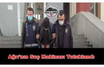 Ağrı'nın Suç Makinası Tutuklandı