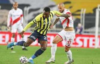 Fenerbahçe Antalya Spor Maç Sonucu