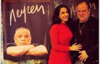 Nişanlısı Nihan Ünsal, Burak Sergenle Fotoğraflarını Paylaştı